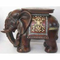 Мебель декоративная, слоны-стулья
