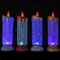 Свечи, подсвечники новогодние