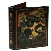 Альбомы для коллекционных монет и купюр