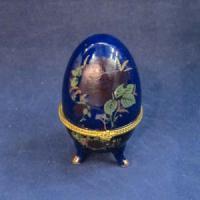 23231 Яйцо-шкатулка 5*7см