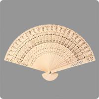 25082 (10) Веер бамбук 20см