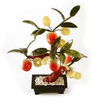 29154 Бонсай Персиковое дерево с монет.25см
