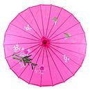 29511 Зонтик розовый в развороте 84см