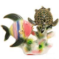 60168 Рыба-черепаха, 12см