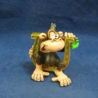 BIC 4460 обезьяна с подковой 9*6,7*9,4см