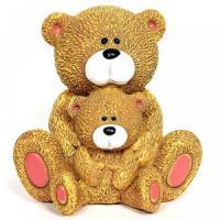 C 10497 копилка-медвежата 9,5*9,2*9см