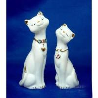 DIN 2118 пара кошек 9см