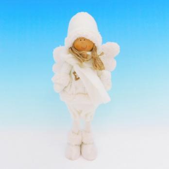 ZC-40546 (24) Ангел в зимней одежде, 18*10*30см