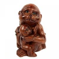 EPW 31938 обезьянки 6,7*6,5*10,2см