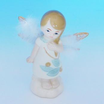 HC-13044 (72) Ангел, из фарфора, 9*14*11.5см