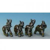L 44532 (4) слон 4,3*2,8*6,4см