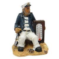 L 44966 (4) капитан с термометром 5,0*4,0*8,5см
