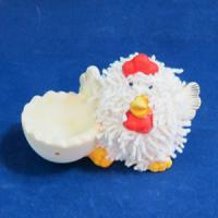 L 46705 (6) подст.под яйцо курочка  11*5,5*7см