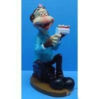 L 51337 обезьяна-стоматолог 7,8*5,5*12см