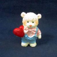 L 51758 (4) мишки с сердцем 6,5*5,8*9,8см