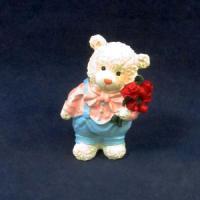 L 51759 (4) мишки с сердцем 6,5*5,8*9,8см