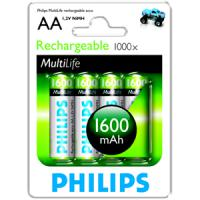 Зар.уст.PHILIPS Multilife PNM620/03b+2*1600mAh