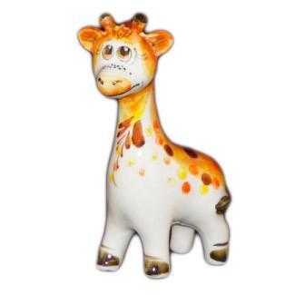 4003 Жираф цветной 9.5 см