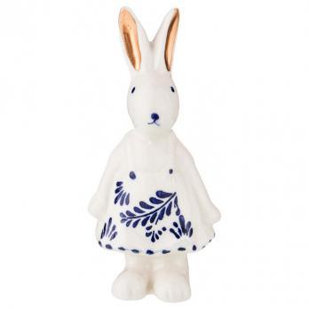 247-204 Статуэтка кролик 4,5*3,5*9,5 см