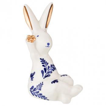 247-203 Статуэтка кролик 7*4,5*10 см