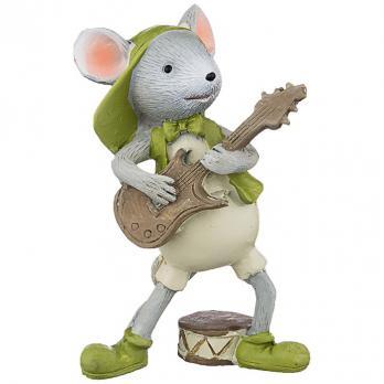 162-561 Статуэтка Мышка 5*3*8 см