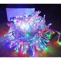 Гирлянды светод. 100 LED разноцветные