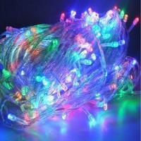 Гирлянды светодиод. 200 LED разноцветные