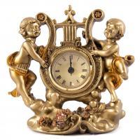 + 59401 Часы настольные Ангелы 12*17см