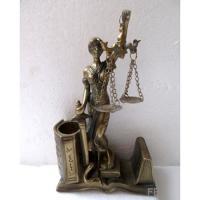 HOL 20663 Богиня правосудия 13,5*6*20,8см