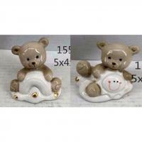 C 10676 (12) медвежонок 5*4*5,4см