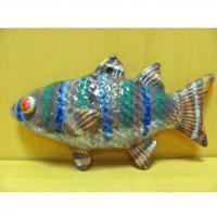 3819 Панно настенное Рыба-плотва 24*13см