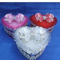 MML 14942 шкатулка сердце 9*5*5,5см