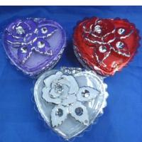 MML 14943 шкатулка сердце 9*5*5,5см