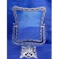 MML 15091 зеркало пласт.12*19см