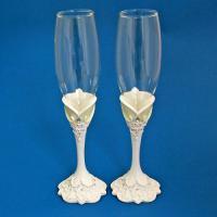 GL-16100 Свадебные бокалы 25см