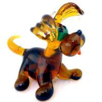 3-354 Собака стекло