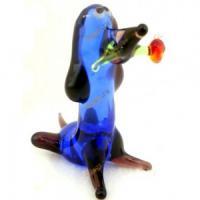 5-551 Собака стекло