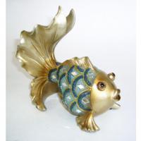 FPK 10726 рыбка золотая 15*8*14,5см
