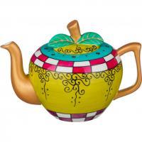 151-080 Чайник Яблоко 800мл(ручн.работа)