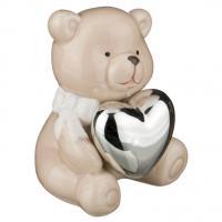 146-265 Фигурка Медвежонок 4,3*4,4*5,6см