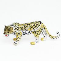 BP-18231 Шкатулка Леопард со страз.11,7*3,6*4,2см