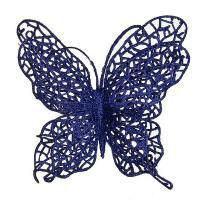 241-2441 Изделие декорат.Бабочка на клипсе
