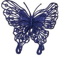 241-2457 Изделие декорат.Бабочка на клипсе