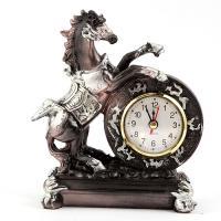 59101 Часы настольные Конь 16*12см