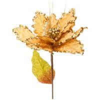 241-1823 Цветок искусств.Пуансетия 80см