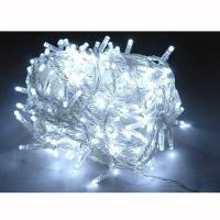 Гирлянды светод. 100 LED белые 5,4м