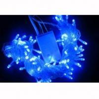 Гирлянды светод. 100 LED синие
