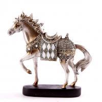 124279 Фигурка декорат.Конь 17*5*17см