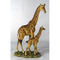 HOL 17710 жирафы 18,5*7,5*30см
