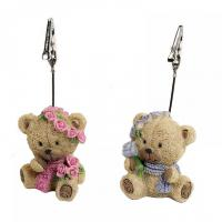 PLA 17408 (12) медвеж.держ.д/записок 4,2*3,5*10,2
